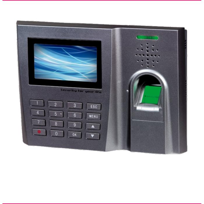 BioNC 100 - Impressão Digital