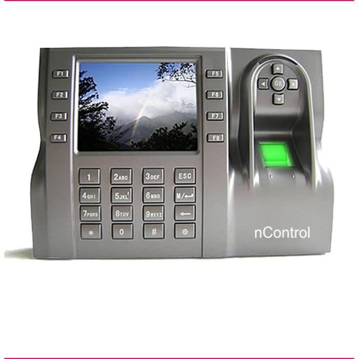 BioNC 580 - Impressão Digital