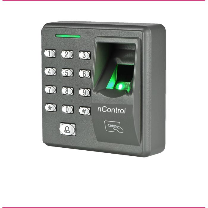 BioNC X7  - Impressão Digital