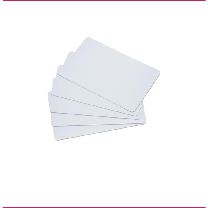 Cartões RFID 13,56Mhz  Mifare