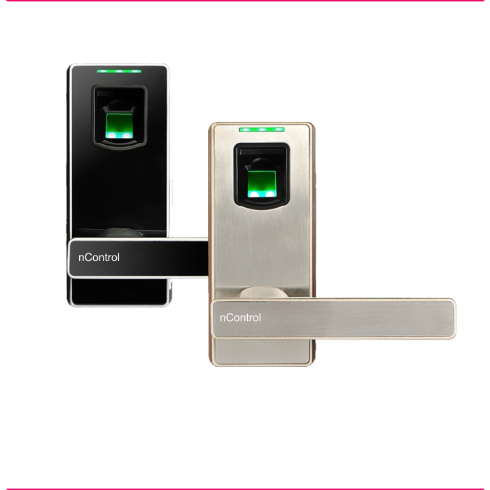 BioNC F5000  - Impressão Digital