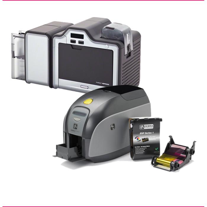 *Impressoras - Cartões  PVC*