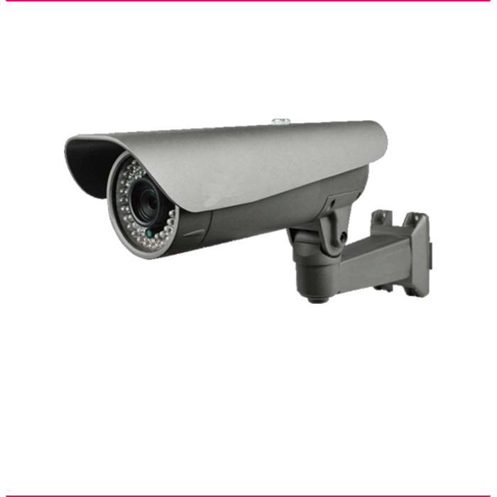 Câmara IR372 IR Bullet IP