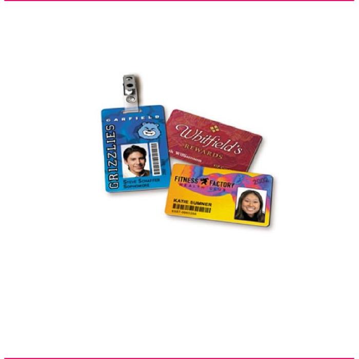*Personalização de Cartões*