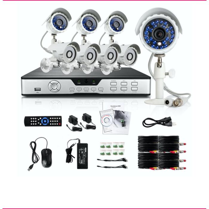 *Soluções Completas CCTV*